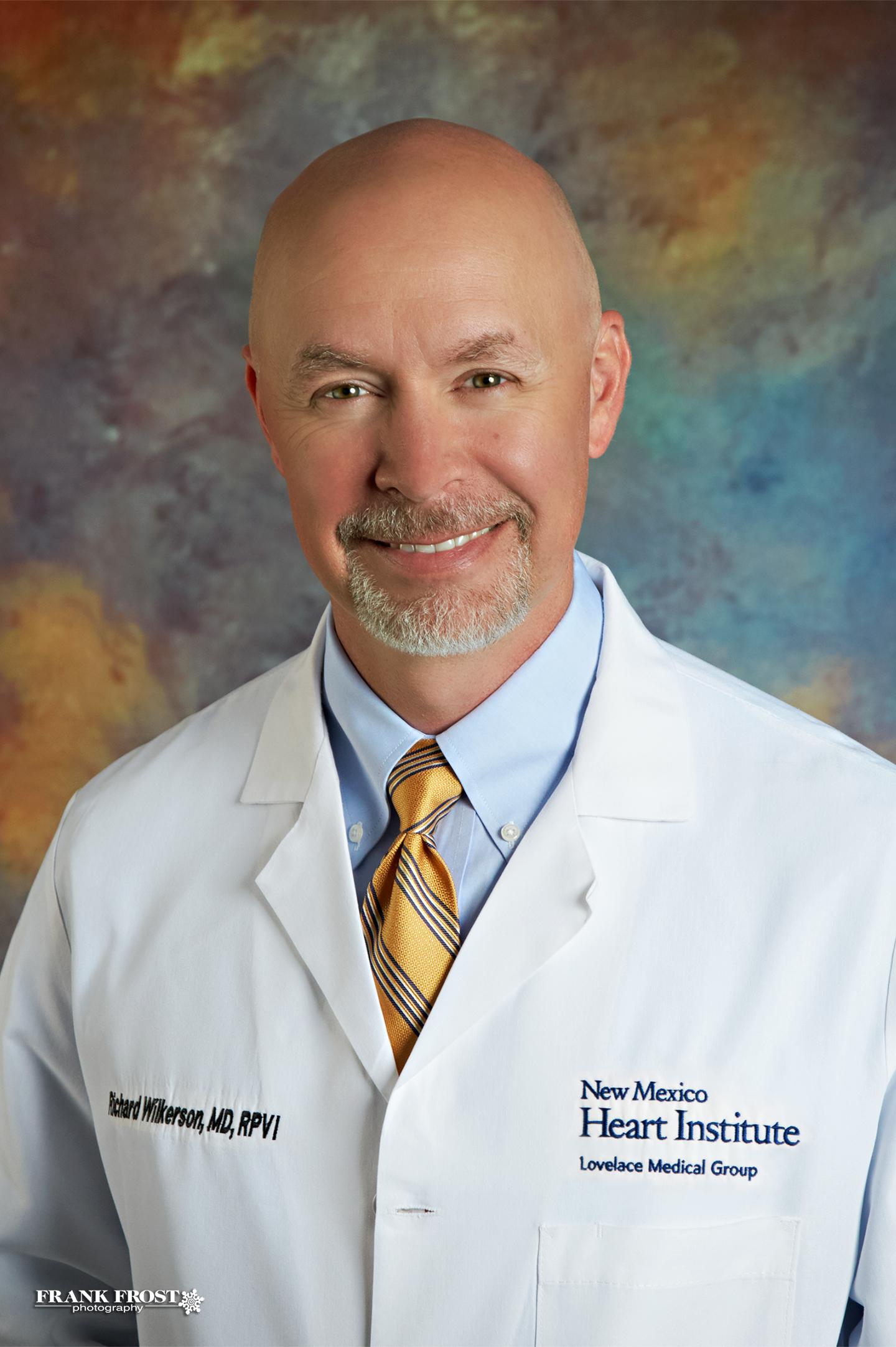 Richard Wilkerson, MD, RPVI